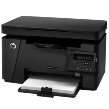 惠普1216一体机扫描_惠普(HP)黑白一体机复印扫描一体机办公家用 126nw(打印复印 ...